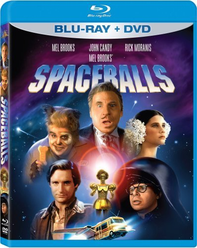 Spaceballs Spaceballs Ws Blu Ray Pg Incl. Movie Cash