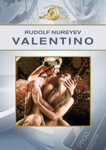 Valentino Caron Phillips Nureyev DVD Mod This Item Is Made On Demand Could Take 2 3 Weeks For Delivery