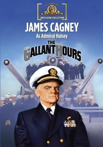 Gallant Hours Weaver Cagney Jeackel Bw Ws DVD R Nr