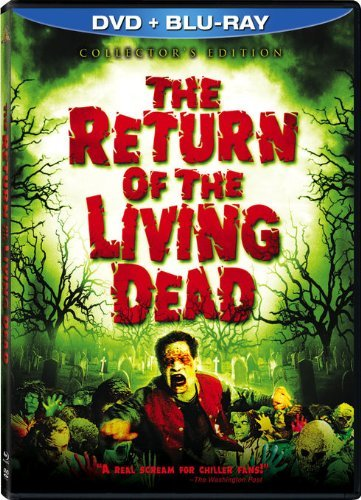 Return Of The Living Dead Return Of The Living Dead Ws R Incl. Blu Ray