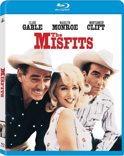 Misfits Gable Monroe Clift Blu Ray Ws R