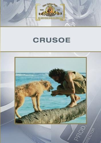 Crusoe Quinn Payne Sharp DVD Mod This Item Is Made On Demand Could Take 2 3 Weeks For Delivery