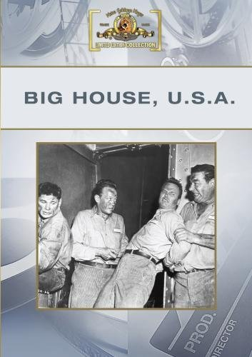 Big House U.S.A. Crawford Bronson Meeker DVD Mod This Item Is Made On Demand Could Take 2 3 Weeks For Delivery