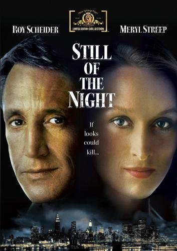 Still Of The Night Streep Scheider Grifasi DVD Mod This Item Is Made On Demand Could Take 2 3 Weeks For Delivery