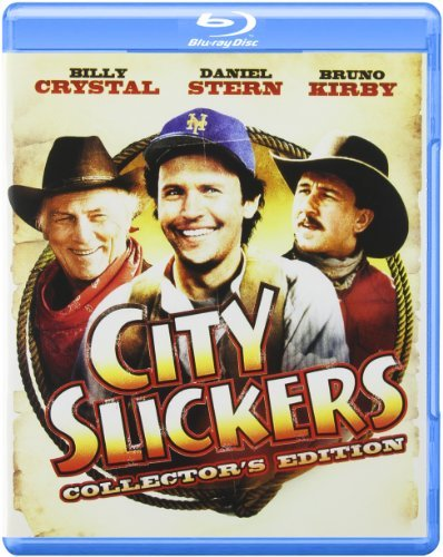 City Slickers Crystal Stern Kirby Palance Blu Ray Ws Pg13