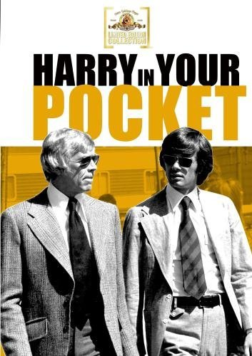 Harry In Your Pocket Coburn Sarrazin Devere DVD Mod This Item Is Made On Demand Could Take 2 3 Weeks For Delivery