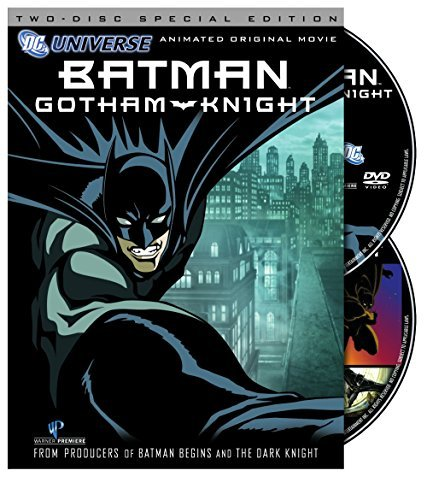 Batman Gotham Knight Batman Gotham Knight DVD Nr
