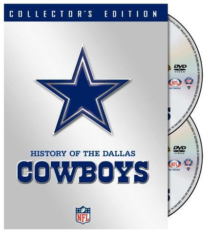 Nfl History Of The Dallas Cowb Nfl History Of The Dallas Cowb Nr 2 DVD