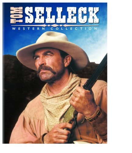 Tom Selleck Tom Selleck Western Collection Nr 3 DVD
