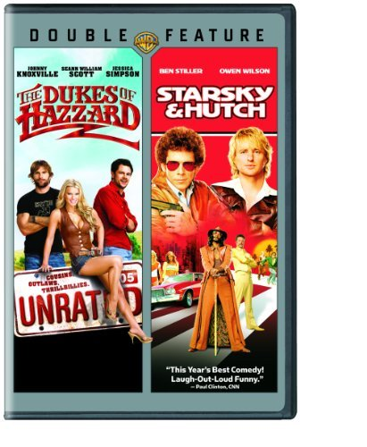 Dukes Of Hazzard Starsky & Hutch Double Feature DVD Nr