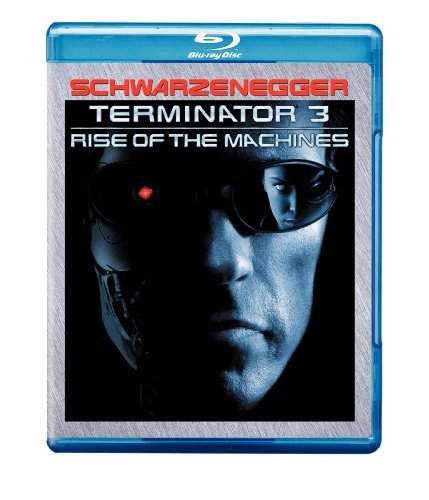 Terminator 3 Rise Of The Machines Schwarzenegger Stahl Loken Blu Ray R Ws