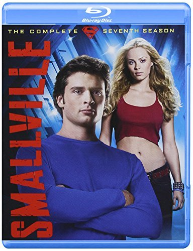 Smallville Season 7 Blu Ray