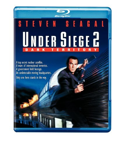 Under Siege 2 Dark Territory Seagal Bogosian Heigl Chestnut Blu Ray Ws R