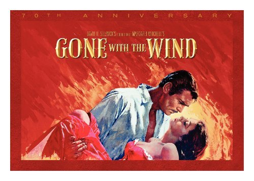 Gone With The Wind Gable Leigh Havilland Ws Blu Ray Nr 2 DVD