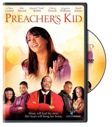 Preacher's Kid Luckett Babbs Sheard Nr