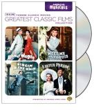 American Musicals Tcm Greatest Classic Films Nr 4 On 2