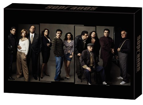 The Sopranos The Complete Series DVD Nr