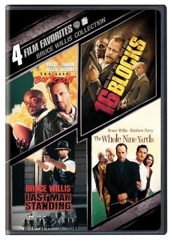 Bruce Willis 4 Film Favorites Nr 2 DVD