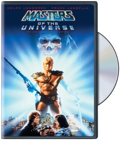 Masters Of The Universe Lundgren Langella Foster Barty DVD Nr