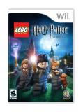 Wii Lego Harry Potter Years 1 4 Whv Games E10+