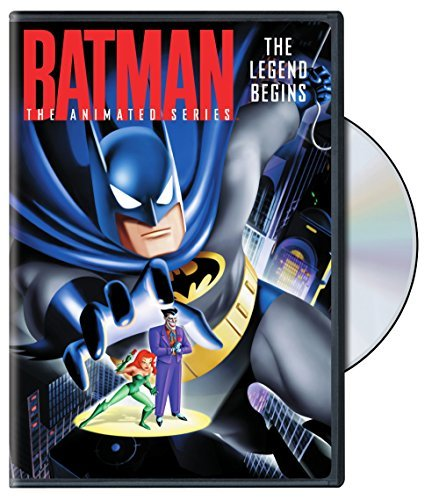 Legend Begins Batman Animated Series Eco Package Nr