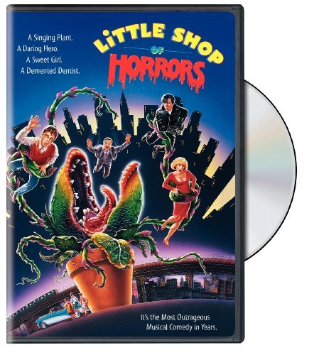 Little Shop Of Horrors (1986) Moranis Martin Murray Greene DVD Pg13