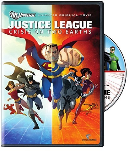 Justice League Crisis On Two Justice League Crisis On Two Ws Pg13