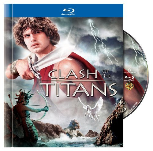Clash Of The Titans Hamlin Olivier Smith Blu Ray Ws Pg