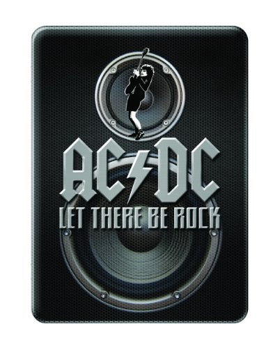 Ac Dc Let There Be Rock Lmtd Coll. Ed. Blu Ray