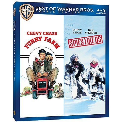 Funny Farm Spies Like Us Funny Farm Spies Like Us Blu Ray Ws Nr