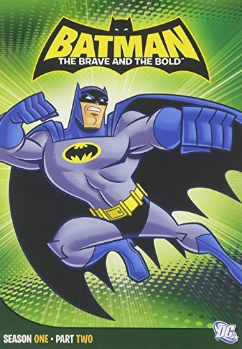 Batman The Brave & The Bold Season 1 Part 2 DVD Nr