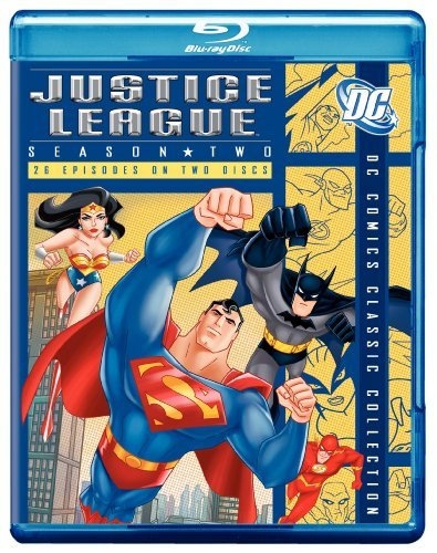 Justice League Of America Season 2 Ws Blu Ray Nr 2 DVD