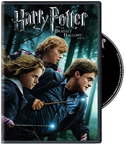 Harry Potter & The Deathly Hallows Part 1 Radcliffe Grint Watson Radcliffe Grint Watson