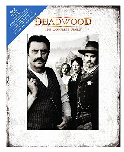 Deadwood Complete Series Blu Ray Nr Ws