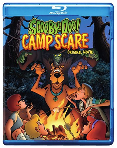 Camp Scare Scooby Doo Blu Ray Ws Nr