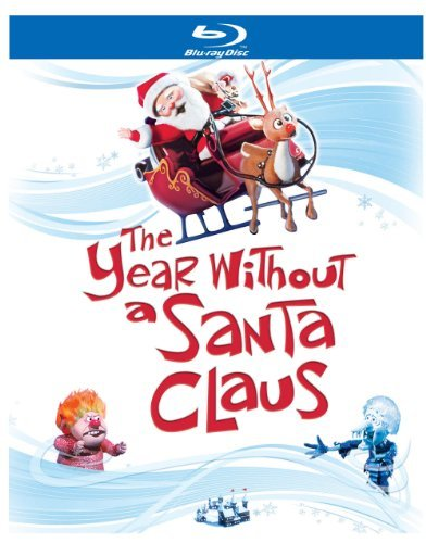 Year Without A Santa Claus Year Without A Santa Claus Blu Ray Nr