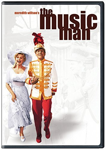 Music Man Preston Jones Hackett DVD G