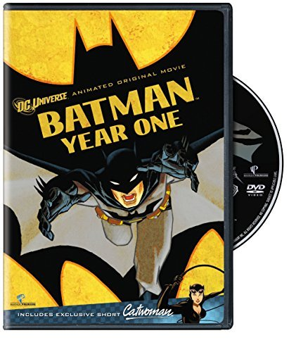 Batman Year One DVD Nr