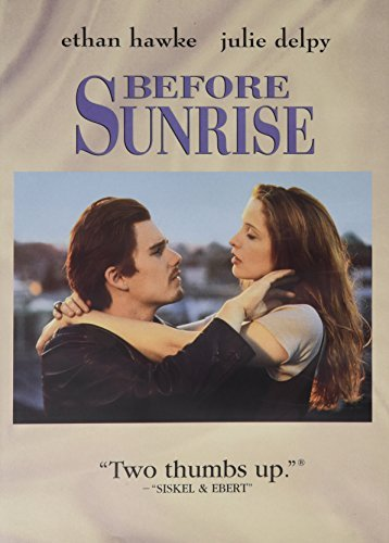 Before Sunrise Before Sunrise DVD R Ws
