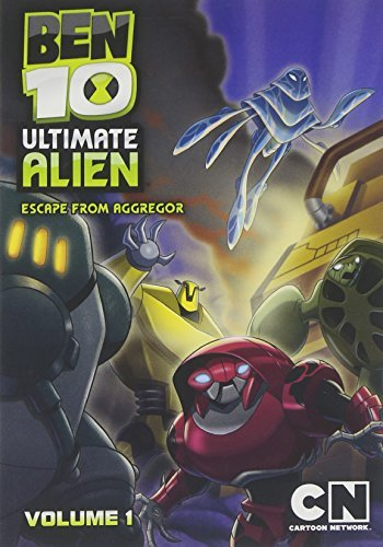 Ben 10 Ultimate Alien Volume 1 DVD Nr Ws
