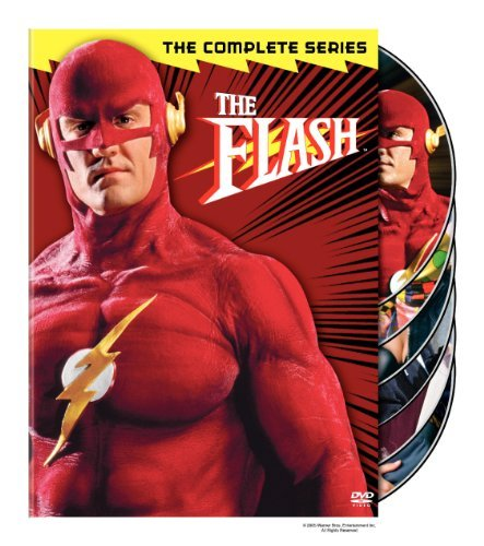 Flash Complete Series DVD Nr