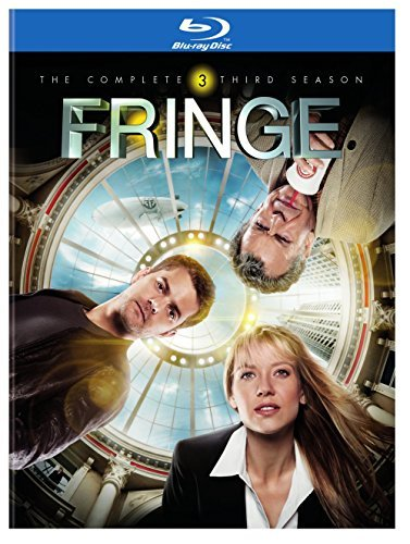 Fringe Season 3 Blu Ray Nr 4 DVD