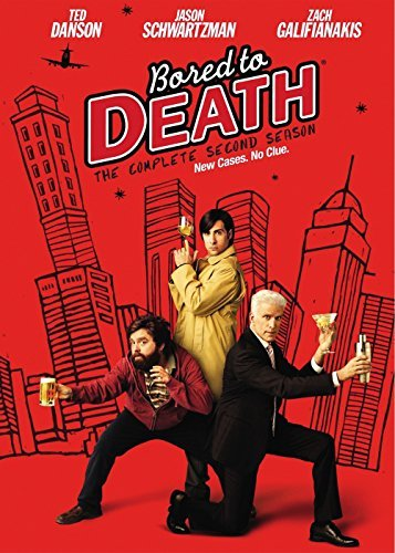 Bored To Death Bored To Death Season 2 Ws Tvma 2 DVD