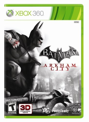 X360 Batman Arkham City T