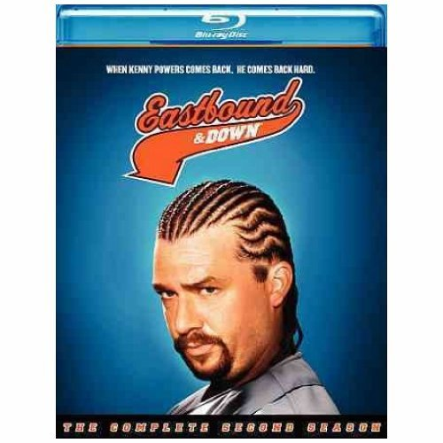 Eastbound & Down Season 2 Blu Ray Nr Ws