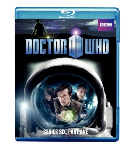 Doctor Who Series 6 Part 1 Blu Ray DVD Nr 2 Br