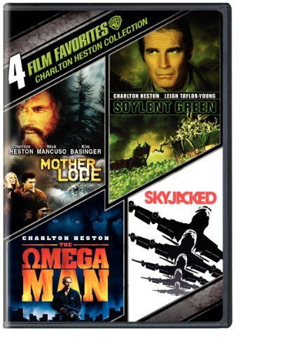 4 Film Favorites Charlton Hes 4 Film Favorites Nr