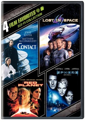 4 Film Favorites Sci Fi Colle 4 Film Favorites Nr