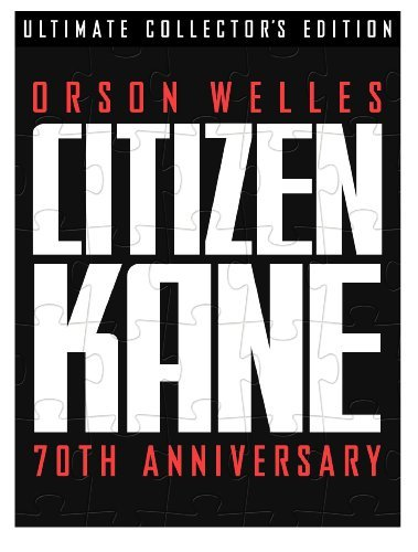 Citizen Kane Welles Cotton Comingore Ws Ultimate Coll. Ed. Pg 3 DVD Incl. Book
