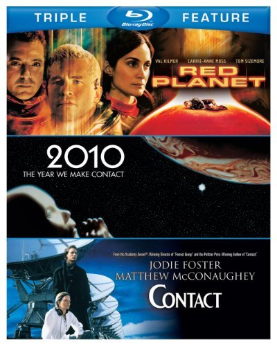 Red Planet 2010 Contact Red Planet 2010 Contact Blu Ray Ws Nr 3 Br